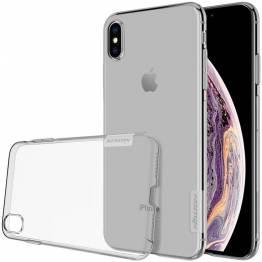 iPhone Xs Max silikone tyndt cover fra NILLKIN