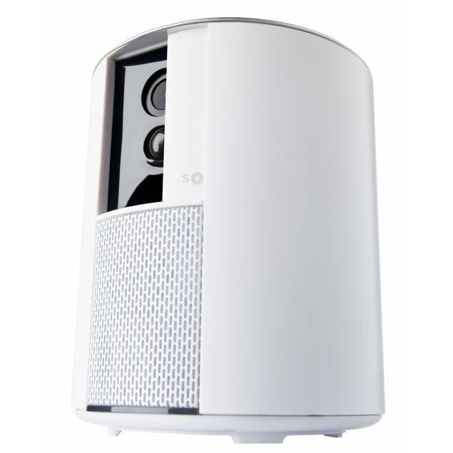 SOMFY ONE+ (Alt I en alarm system) til Homekit