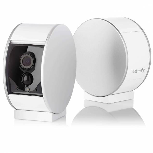 Somfy indendøres kamera med homekit