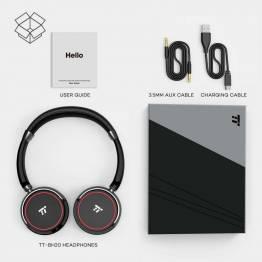 TaoTronics overear headset