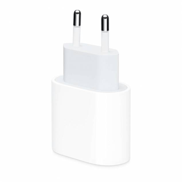 Image of   Apple USB-C-strømforsyning (18 W)