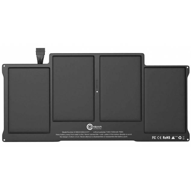 "Macbook Air 13"" A1369 Batteri Originalt Late 2010"