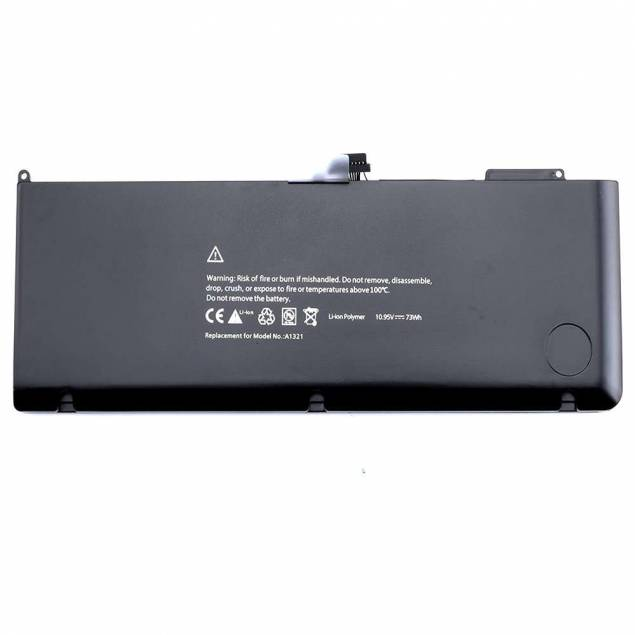 "Macbook Pro 15"" A1321 Batteri Originalt 2009-2010"