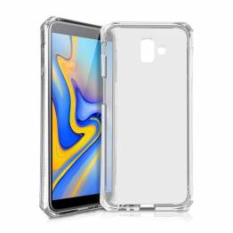 ITSKINS Cover til Samsung Galaxy J6+ Gennemsigtigt