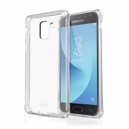 ITSKINS Cover til Samsung Galaxy J6 Gennemsigtigt