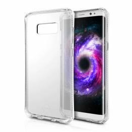 ITSKINS Cover til Samsung Galaxy A8 Plus Gennemsigtigt