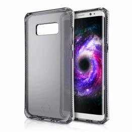 ITSKINS Cover til Samsung Galaxy S8 Gennemsigtigt Sort