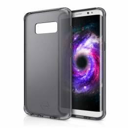 ITSKINS Gel Cover Samsung Galaxy S8 Gennemsigtigt Sort