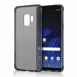 ITSKINS Cover til Samsung Galaxy S9 Gennemsigtigt sort