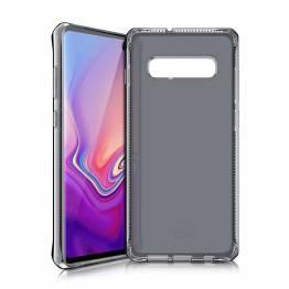 ITSKINS Cover til Samsung Galaxy S10 + Gennemsigtigt sort