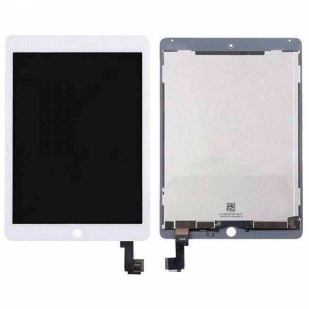 Image of   iPad Air 2 skærm hvid