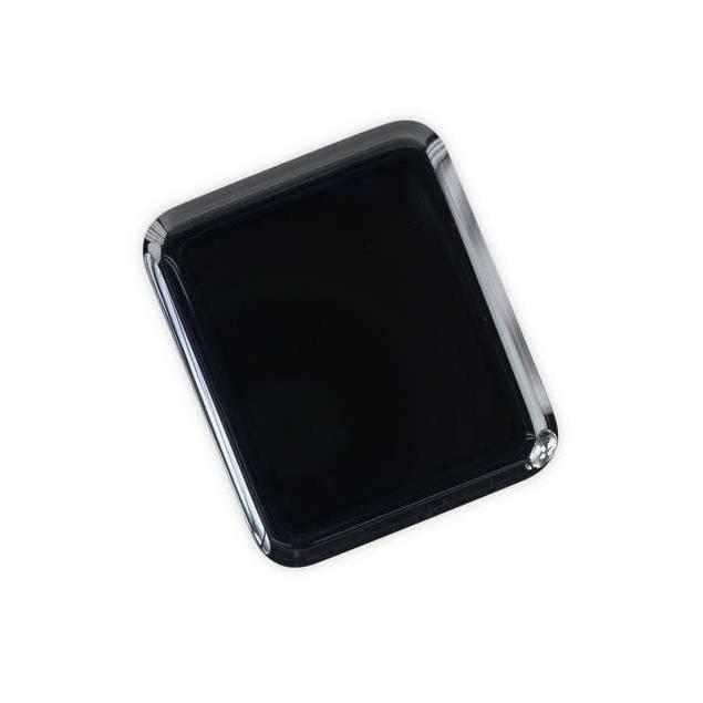 Image of   Apple Watch 38mm skærm sort. Original