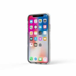 Exelium magnetized cover for iPhone X/XS - Crystal