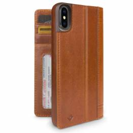 Twelve South Journal til iPhone X/XS - Luxury protection til the world's best phone