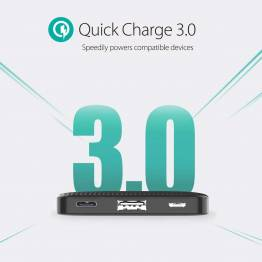 RAVPower Blade Series 10.000 mAh USB-C PD 18W powerbank