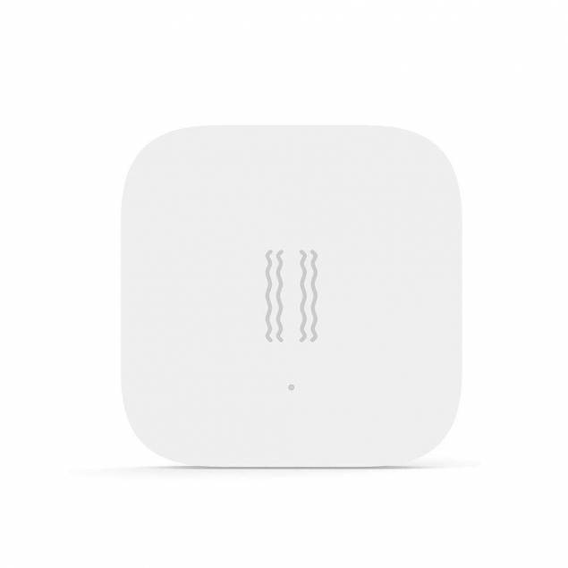 Aqara vibrationssensor med HomeKit