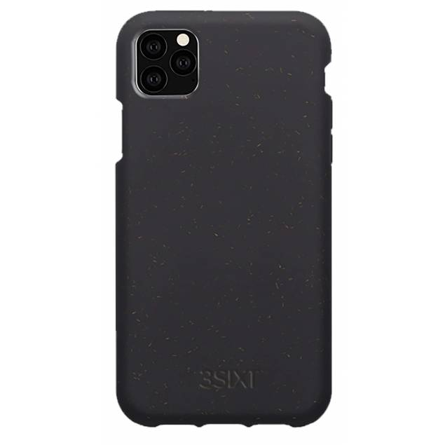 Image of   3SIXT iPhone 11 BioFleck Cover af bio-materiale