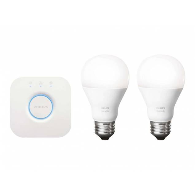 Philips Hue LED E27 starterkit