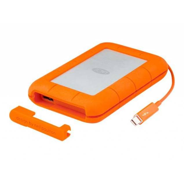 Image of   LaCie Rugged Mini SSD Thunderbolt 3