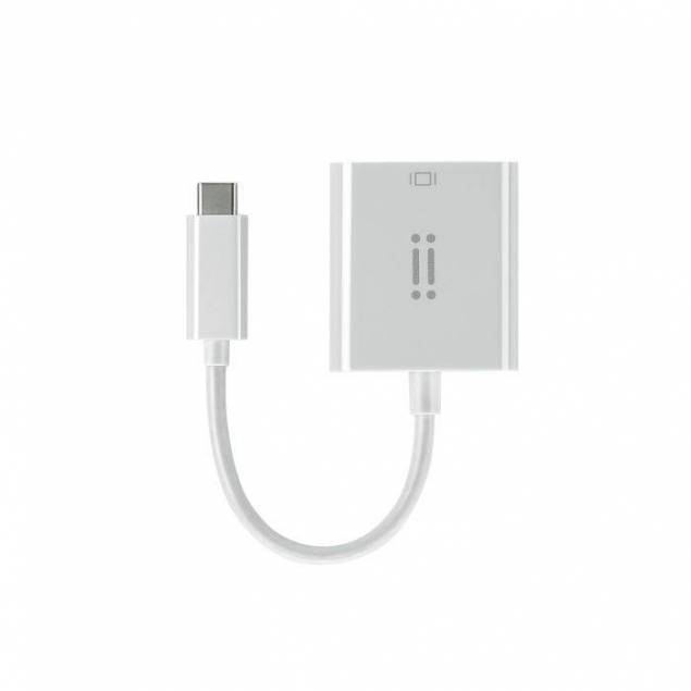 Image of   Aiino USB-C til VGA adapter