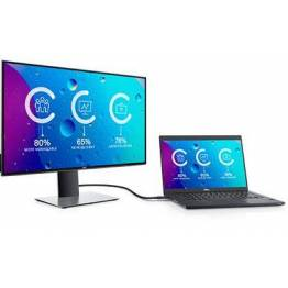 "Dell UltraSharp U2419HC 24"" m. IPS & USB-C"