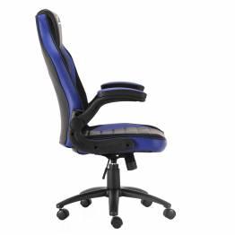 Nordic Gaming Charger V2 stol blå