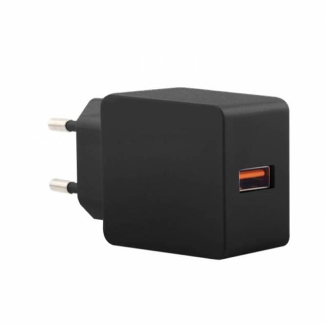 Sinox i-Media USB oplader med QC3.0 og 18W