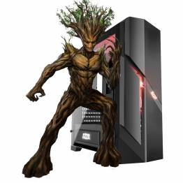 Gamer PC Yggdrasil 1.2 Ryzen 3 3200G, GTX 1650