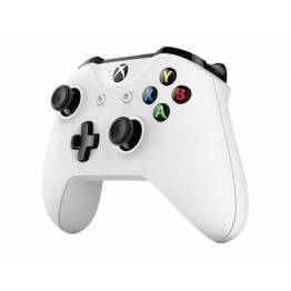 MS Xbox One S hvid Controller gamepad