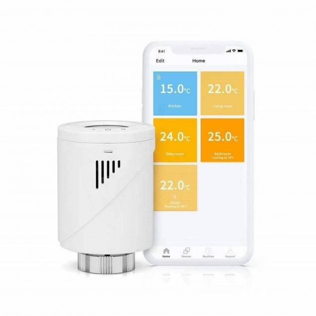 Smart Meross Thermostat enkelt