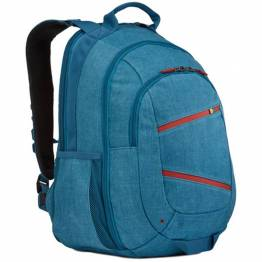 """Case Logic Rygsæk til 16"""" MacBook Pro blå grøn"""