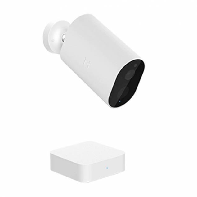 IMILAB Xiaomi EC2 1080p IP66 kamera med gateway