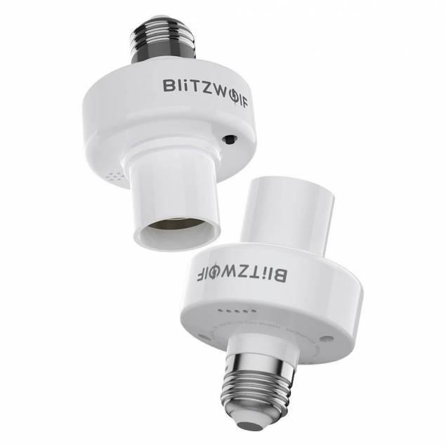 Blitzwolf BW-L 730 Wi-Fi E27 fatning til pærer