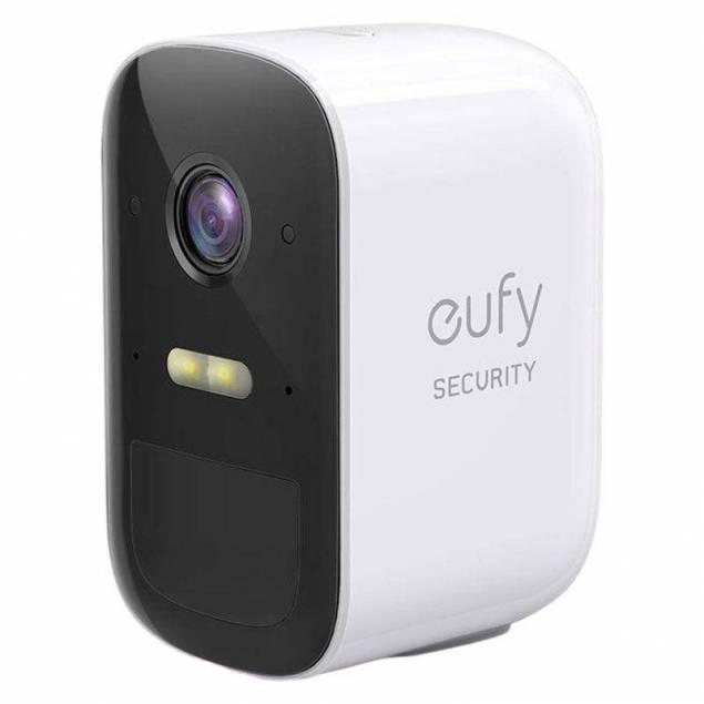 Eufy EufyCam 2c (ekstra kamera) med homekit