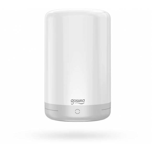 Gosund smart wi-fi nat-lampe m. touch kontrol