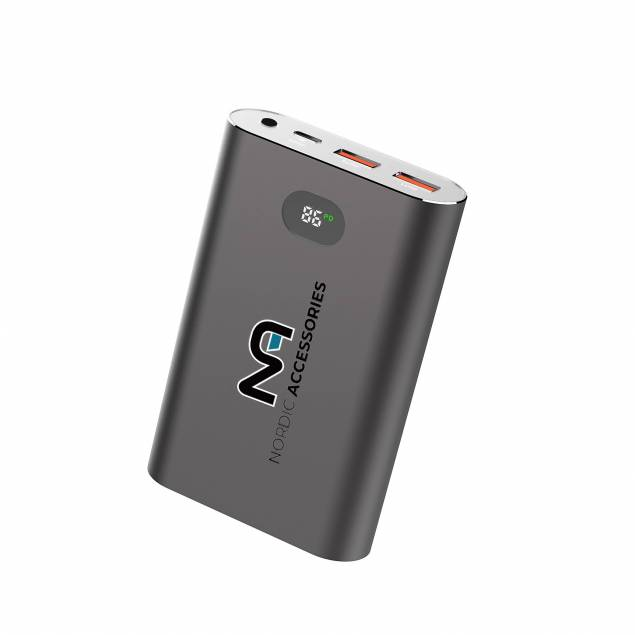 Nordic PowerBank PD15 USB-C 65W 15.000mAh