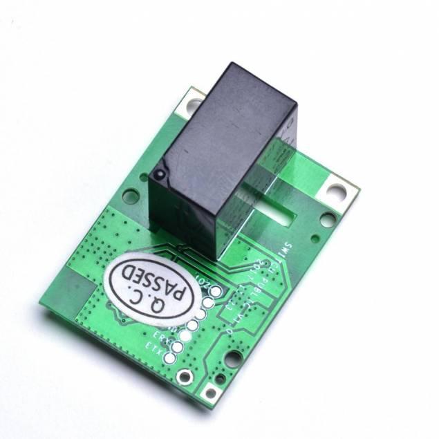 Sonoff Wi-Fi Kontakt RE5V1C til garageport og andet