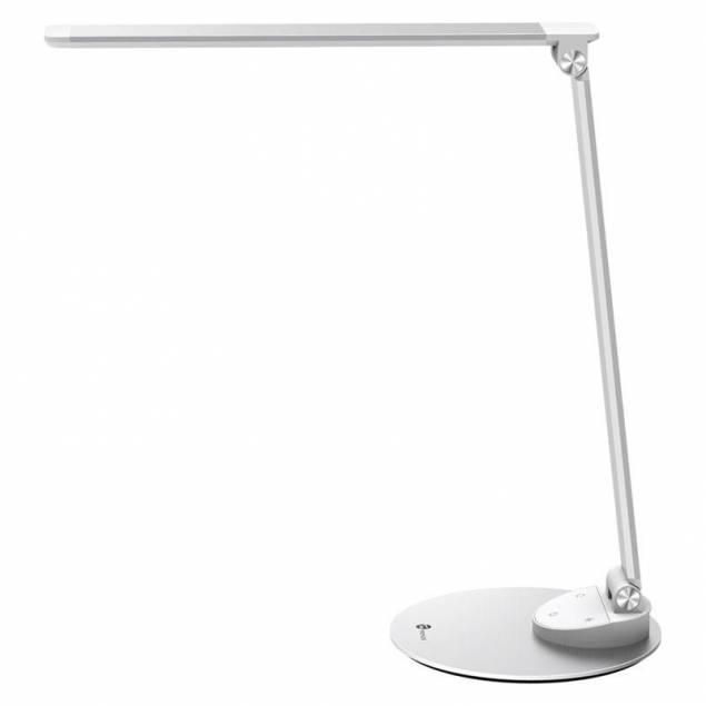 TaoTronics skrivebordslampe med 5 x modes og USB output