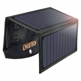 Choetec 2-port 19W Solcellepanel