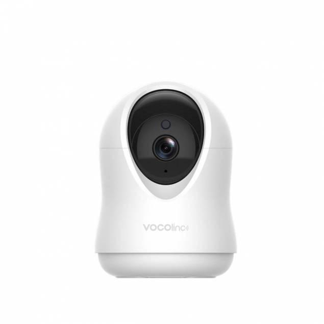 Eufy Indendørs 2K 360grader Overvågningskamera m. HomeKit