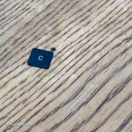 C knap til Macbook
