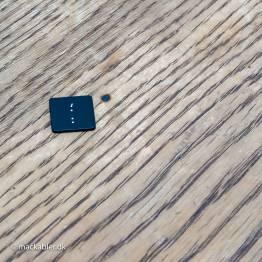 Semikolon og kolon knap til Macbook