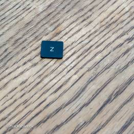 Z knap til Macbook