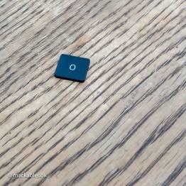 O knap til Macbook