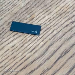 SHIFT ⇧ VENSTRE knap til Macbook
