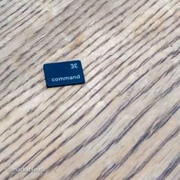 COMMAND ⌘ VENSTRE knap til Macbook