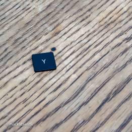 Y knap til Macbook