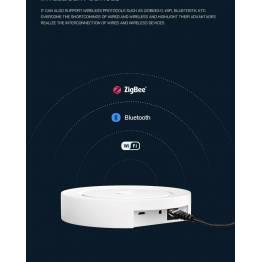 Tuya gateway med Bluetooth 5.0, Mesh, Wi-Fi og ZIgbee 3.0