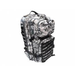 "Sinox Gaming rygsæk til 17"" Mac/PC - Grå camo"