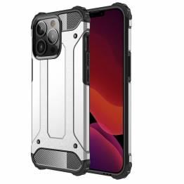 """Magic Armor iPhone 13 Pro Håndværker cover 6,1"""" - Sølv"""